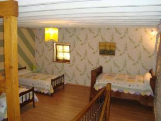albarine lits étage