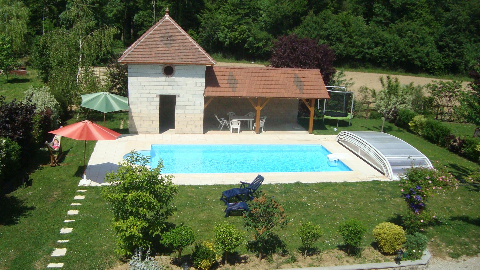 Gite avec piscine chambre d 39 hotes avec pisicine for Chambres d hotes herault avec piscine